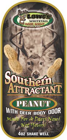 Peanut w/Deer Body Odor 4oz