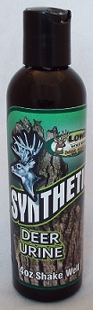 Synthetic Deer Scent - 4oz