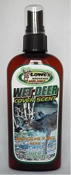Wet Deer Cover Scent - 4oz